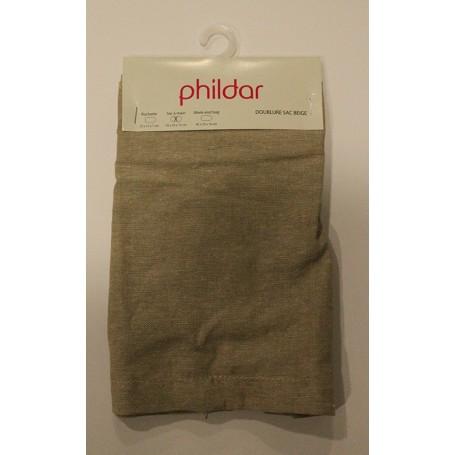 Forro de Tela para Bolsos Phildar 25x15x7 cm