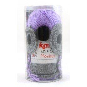 Katia Kid's Cap Monkey