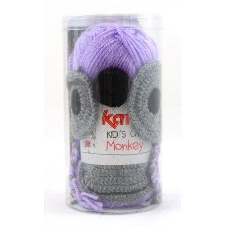 Katia Kid's Cap Monkey 81