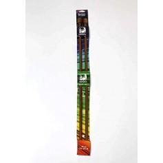 Agujas Bambú 40 cm Mondial