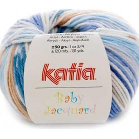 Katia Baby Jacquard