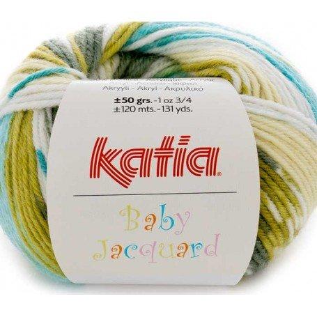 Katia Baby Jacquard 85