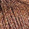 Gatsby 13 marrón claro con oro