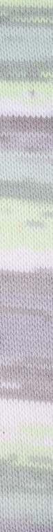 Peques Plus 55 verde-gris-blanco